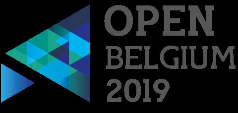 Logo open Belgium 2019